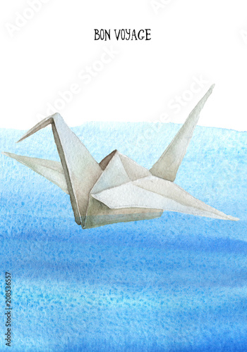 How to Fold a Paper Crane (with Pictures) - wikiHow | 500x350