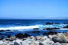 Time Lapse Asilomar State Marine Reserve California