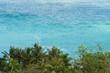 グアム・タムニンのタモン湾の遠景