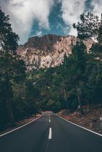 Strassen Kurven Und Allee Unterwegs Auf Mallorca Abenteuer