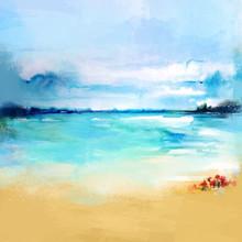Water Colour Sea