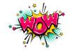 pop art comic book text speech bubble