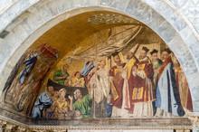 Venice Mosaic Italy 1