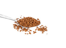 Instant Granulated Coffee On W...