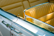Car Door  Detail American Vint...