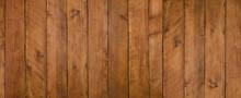 Vintage Seamless Dark Wooden T...