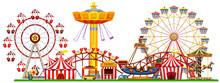 A Panorama Of Fun Fair