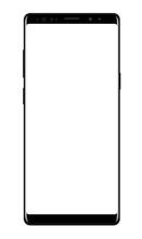 Modern Smartphone Vector Eps 10