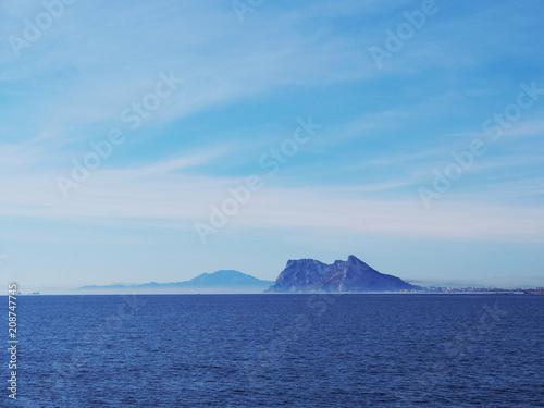 Gibraltar und Afrika