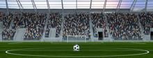Fußball Zur WM Beim Anstoß I...
