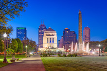 Indianapolis, Indiana, USA War...
