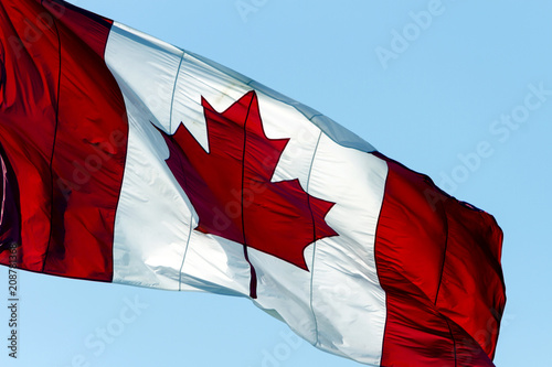 Foto op Aluminium Canada Canadian Flag Canada