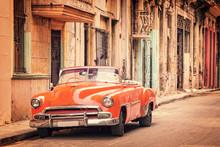 Vintage Classic American Car I...