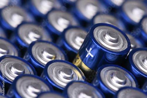 Alkaline battery size AAA