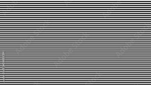 Fotografiet  Black and White Stripes