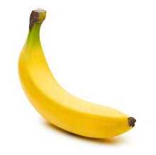 Bunch Of Bananas Isolated