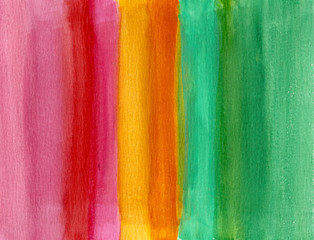watercolor colorful line background