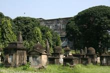 Park Street Cemetary, Kolkata, India