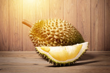 Mon Thong Durian Fruit From Th...