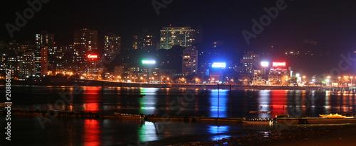 Photo Marine Drive, Mumbai, India
