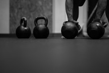 Kettlebells Into The Gym