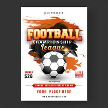 Football Championship League F...