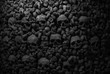 canvas print picture - Collection of skulls and bones covered with spider web and dust in the catacombs. Numerous creepy skulls in the dark. Abstract concept symbolizing death, terror, and evil.