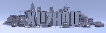 Xuzhou Lettering Name, Illustr...