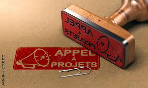 Fotografia AAP, Appel à Projets