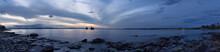 Panorama Lake Champlain Burlin...