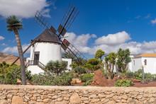 Fuerteventura Alte Windmühle ...