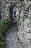 Fototapeta Kamienie - Stairs