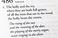 """Christmas Carol - """"The Holly And The Ivy"""""""