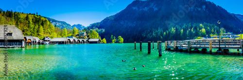Staande foto Alpen Berchtesgaden - Germany