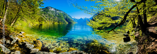 Foto op Plexiglas Pistache Berchtesgaden - Germany