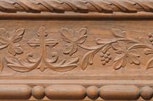 Wood Carving Motif