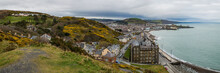Panoramic View Overlooking The...