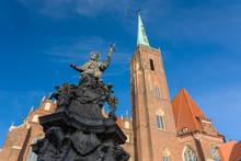Statue Of St. John Of Nepomuk,...