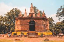 Landmark Wat Jed Yod. The Temp...