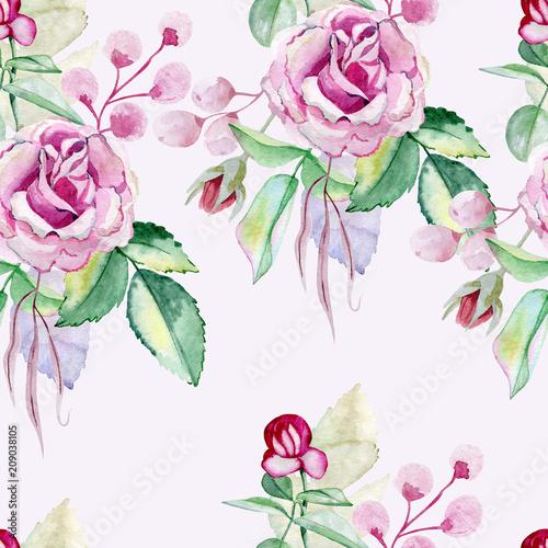 Fototapety styl prowansalski roze-w-stylu-prowansalskim