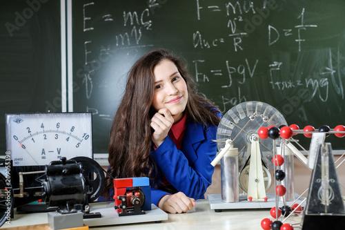 Valokuva students chemistry physics