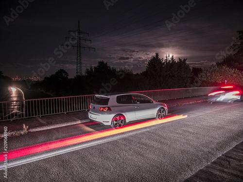 Photo  Car on bridge 3