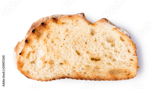Cuadros en Lienzo slices toast bread