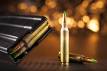 M855 Ammo And Magazine