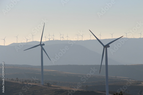 Fotografia, Obraz  wind renewable energy