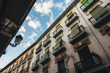 Rural Streets In Granada, Spain