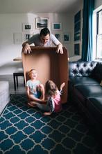 In The BIG Cardboard Box