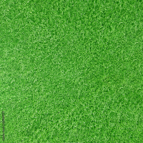 Foto op Plexiglas Weide, Moeras artificial grass texture background