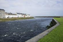 The River Corrib, Galway, Ireland
