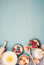 Baking Utensils And Cooking In...